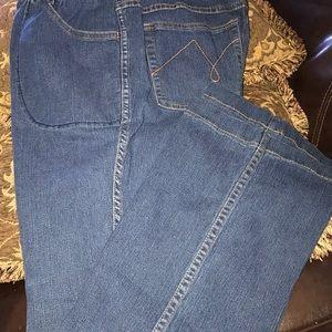 🇺🇸 Elastic Waist Jeans